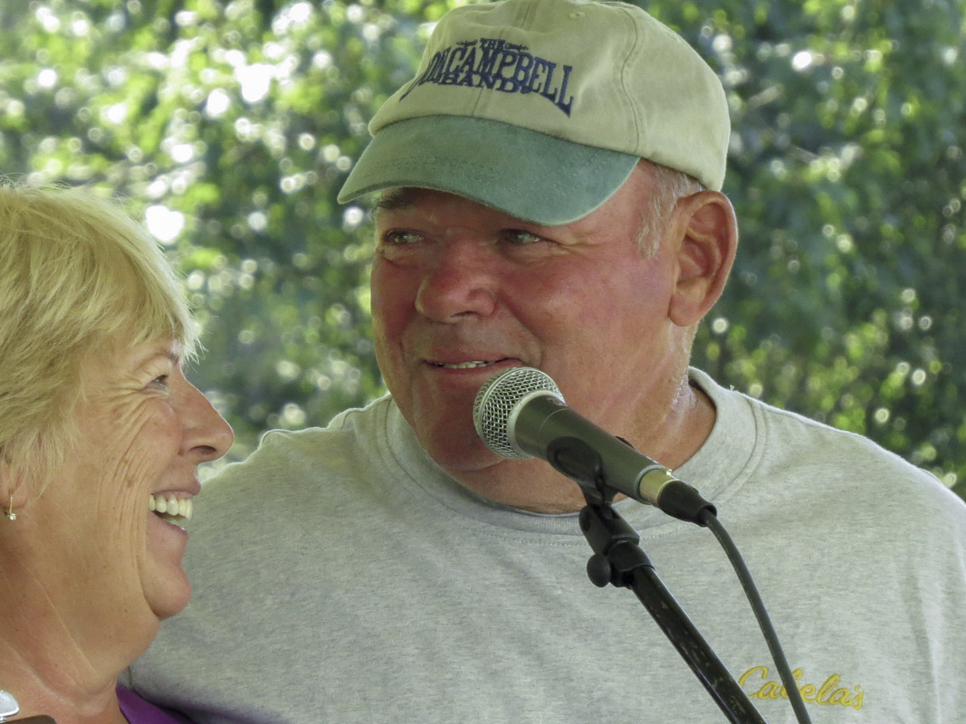 Our SITT President Phil Grondin And His Lovely Wife Bette.