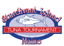 Sturdivant Island Tuna Tournament